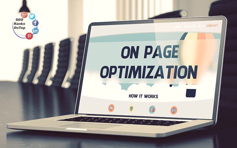 on page optimized